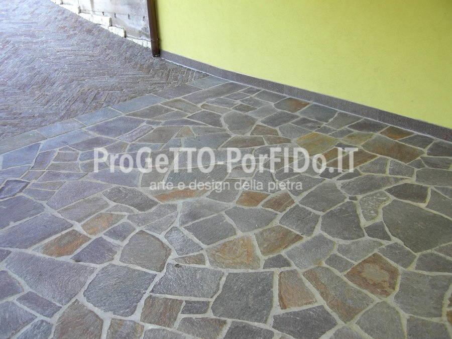 Mosaico Progetto Porfido Snc