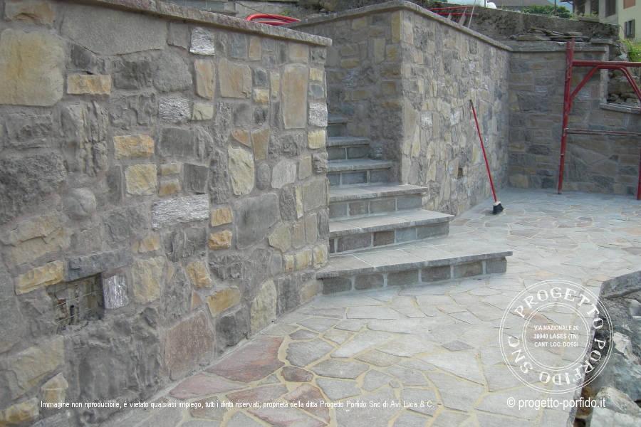 rivestimento muri geopietra