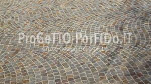 cubetti alternati pavimento