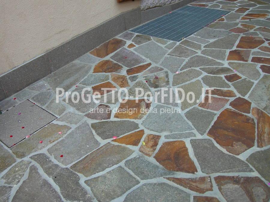 mosaico di qualità controllata