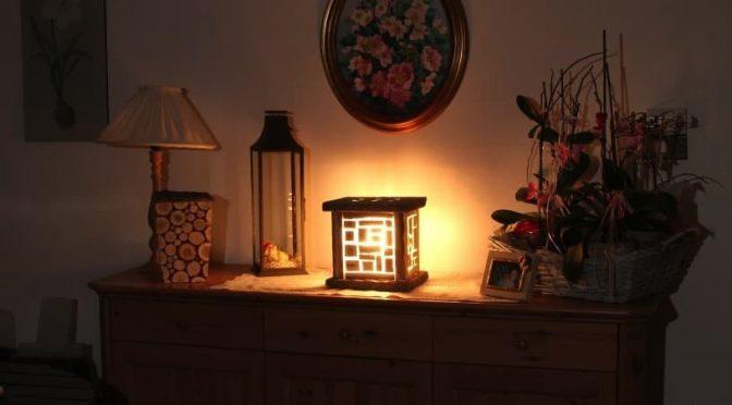 Stone Wood Light